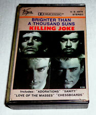 PHILIPPINES:KILLING JOKE - Brighter Than A Thousand Suns,TAPE,Cassette,RARE,PUNK