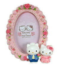 Brand New  Sanrio HELLO KITTY Picture Photo Frame # ROSE