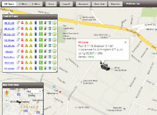 Professional Vehicle Tracking System inc Tracker + Sim Card + Live Tracking UK