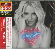 BRITNEY SPEARS-BRITNEY JEAN-JAPAN CD Ltd/Ed B63