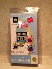 CRICUT - Mini Monsters - Cartridge - 2000192