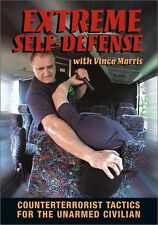 Extreme Self-Defense : Counterterrorist Tactics for the Unarmed Civilian NEW DVD