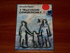 RADIOHEAD 7 TELEVISION COMMERCIALS DVD STREET SPIRIT NO SURPRISES KARMA POLICE