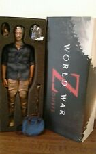 WORLD WAR Z - BRAD PITT - ZOMBIE FIGHTER - 1/6th SCALE BROTHER PRODUCTION (NEW)