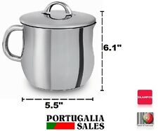 Silampos Stainless Steel Domus Milk Pot 14