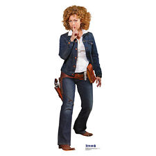 RIVER SONG Doctor Who Dr. Who Alex Kingston CARDBOARD CUTOUT Standup Standee F/S