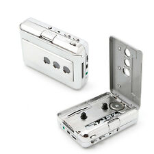 Tape Portable USB Cassette to MP3 iPod Converter Capture Audio Music Player NEW