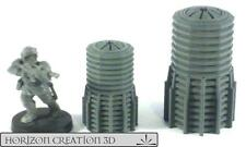 HC3D -Power Generator Set-Terrain&Scenery-40k-28mm-Wargames