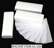 300pcs Professional Armpit Leg Hair Removal Wax Paper