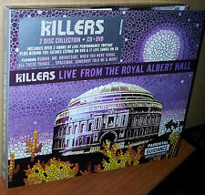 The Killers - Live from the Royal Albert Hall (2009) (DVD & CD)