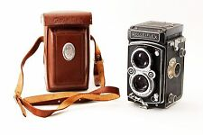 Rolleiflex Tessar 75/3.5 Camera with Case Ref.No 127212