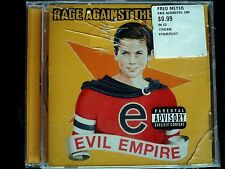 Rage Against the Machine - Evil Empire CD Sealed