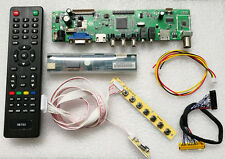 New LCD Controller Driver Board for LTN154U2-L06 TV+HDMI+VGA+CVBS+USB T.VST56