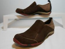 MERELL  Bisect Coffee Bean  Suede Leather Moccasins  7