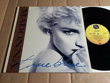"MADONNA - TRUE BLUE / HOLIDAY - 2-TRACK-12""-MAXI-SINGLE - GERMANY 1986"