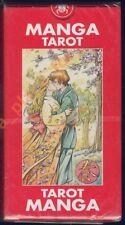 NEW Manga Mini Tarot Cards Deck Lo Scarabeo