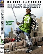Black Knight (DVD, 2007) PRE OWNED PAL 4