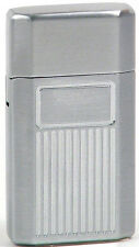 Genuine Ronson JetLite Jet Lite Lighter Satin Chrome Embossed 43511 NEW