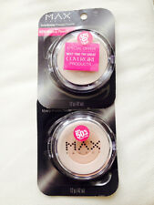 2 max factor color genius pressed powder 100 light