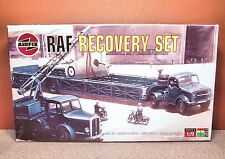 1/72 AIRFIX RAF RECOVERY SET MODEL KIT # 03305 BUDGET BUILDER