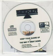 (ET680) Seeker, Keep Your Guard Up - 2007 DJ CD