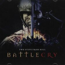 TWO STEPS FROM HELL - BATTLECRY (CD) Sealed