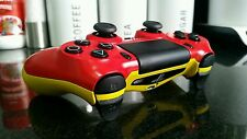 Ps4 ps3 Ultimate concorrenza legale RAPID FIRE Controller + Guscio con rivestimento colorato