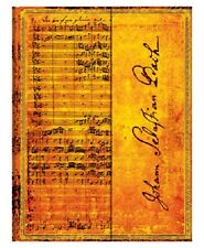 """Paperblanks Journal """"Bach"""" LINED Ultra 7x9"""" Book Writing"""