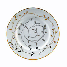 2 Vera Wang Wedgwood GILDED LEAF Bread & Butter Plates - new