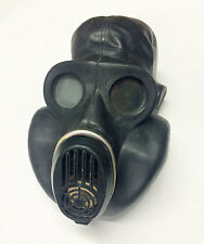 Soviet Russia Military gas mask PBF EO-19.   BLACK version .! size 0 1