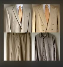 Lot Mens Wear Designer High End DAMAGED 2 Blazer Pants Shirt Lanvin Zegna RL