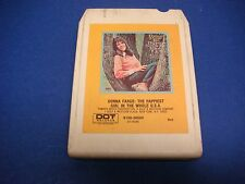 Donna Fargo,8 Track Tape,Tested,The Happiest Girl in the Whole U.S.A Funny Face