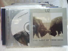 U2 THE BEST OF 1990-2000 C.D. NEW