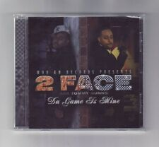 (CD) 2 FACE [aka TOMMY GUNNS] - Da Game Is Mine / NEW
