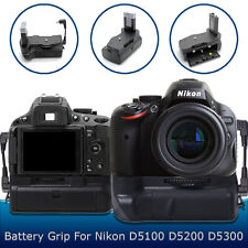 Battery Grip for Nikon D5300 D5200 D5100 DSLR Camera