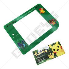 POKEMON Pikachu Nintendo Game Boy originale dmg-01 Schermo & Numero Modello Adesivo