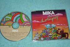 Mika Maxi-CD Lollipop - German 4-track incl. Video & Mixes