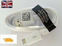 Genuine Samsung Galaxy S6 Edge+ S7 Note 4/5 Fast Charger USB Data Cable Lead
