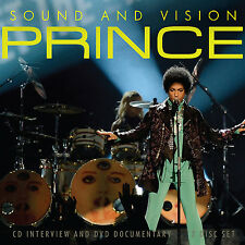 PRINCE New Sealed 2017 COMPLETE HISTORY & BIOGRAPHY DVD & CD BOXSET