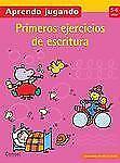 Primeros ejercicios de escritura (Aprendo jugando) (Spanish Edition), , Excellen