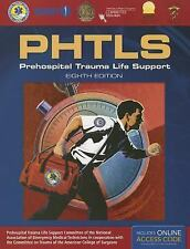 PHTLS - Prehospital Trauma Life Support ~7th Edition~INCLUDES DVD~