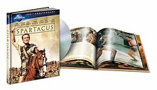 Spartacus Limited Digibook NEW/Factory Sealed (Written in English) Blu Ray