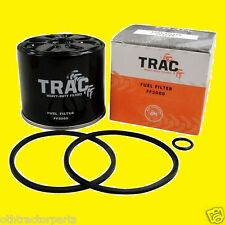 Ford Tractor 83937061 FF167 CAV296 2027P Fuel Filter Cartridge Trac Brand FF3000