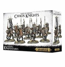Warhammer Age of Sigmar - Slaves to Darkness - Chaos Knights NEW