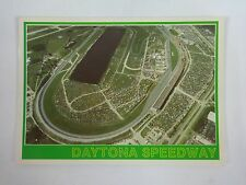 Vintage Daytona International Speedway Collector Postcard Rolex 24 Hour Nascar 2
