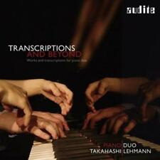 Pianoduo Takahashi - Transcriptions and Beyond - CD