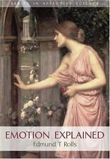 Series in Affective Science: Emotion Explained by Edmund T. Rolls (2005,...