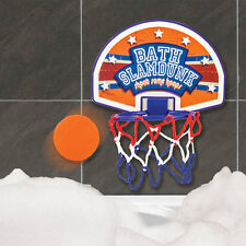 Slamdunk Bathtime Toy Basketball Hoops Game for the Bath Fun Novelty Gift
