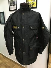 belstaff giubbino uomo jacket coat jacke chaqueta tg.m