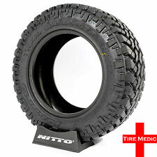 4 NEW NITTO TRAIL GRAPPLER M/T MUD TERRAIN TIRES   LT 285/65/18   2856518  E